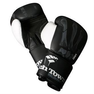 PunchTown BXR mk II Black Sparring Gloves